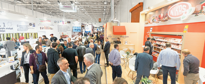 HORECA exhibitors expressed their absolute satisfaction