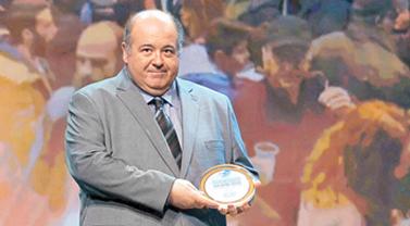 HORECA receives the Gold distinction at the Tourism Awards 2018!
