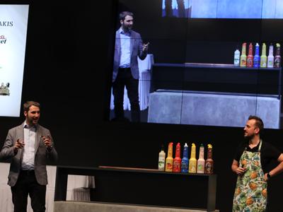 HORECA 2020 - Diego Salmi & Norbert Schock (Mixer Professional cocktail)