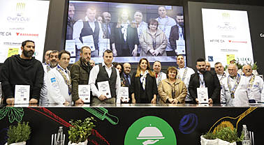 The best culinary destinations in Greece feted at HORECA 2020